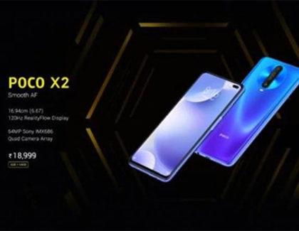 POCO X2 sarà lanciato il 4 febbraio. Display 120Hz e Snapdragon