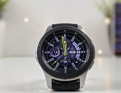 Galaxy Watch 2: 8GB di memoria e variante in acciaio in diversi colori