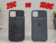 SmartBattery Case Apple 150€ vs Battery Cover da 29€. Quale conviene acquistare?