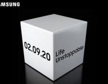 Samsung annuncia un secondo evento il 2 settembre