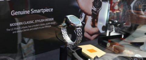 LG G Watch Urbane: l'anteprima di Atomtimes