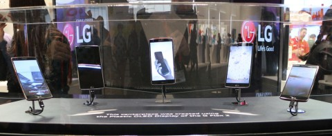 LG G Flex 2: l'anteprima di Atomtimes