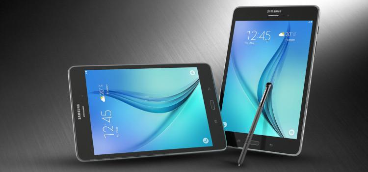 Samsung Galaxy Tab A con S Pen arriva anche in Francia