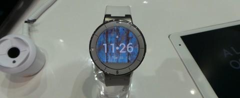 Alcatel Watch: l'anteprima di Atomtimes