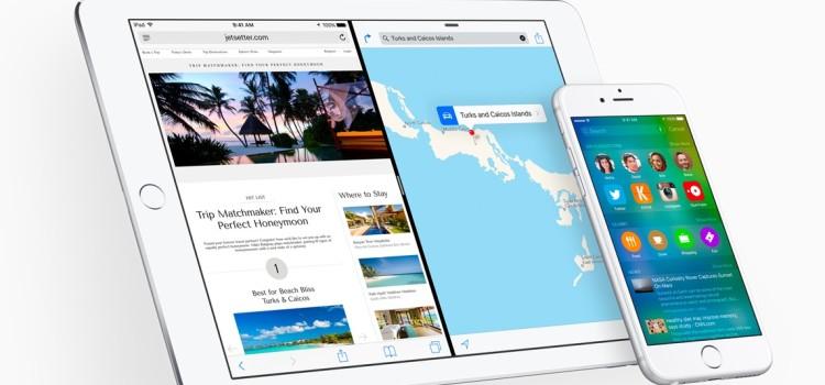 Apple rilascia la seconda beta di iOS 9 ai soli iscritti