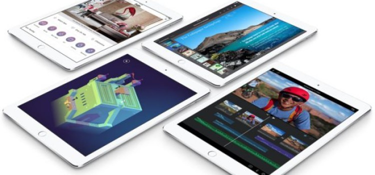 iPad mini 4 e iPad Air 3 forse commercializzati nel 2015