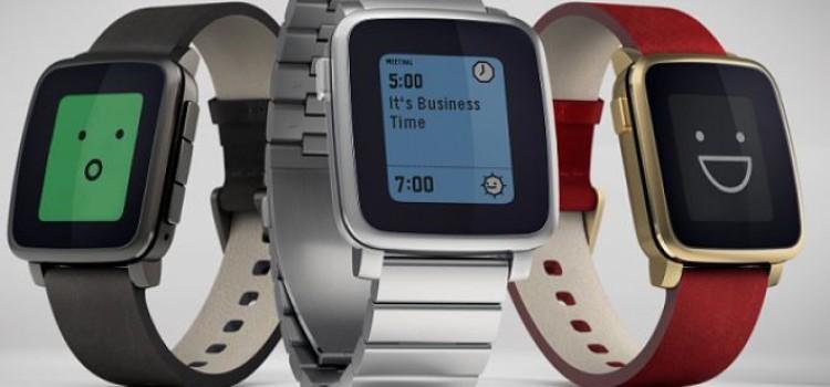 Pebble Time: nuovo aggiornamento per l'app di Android