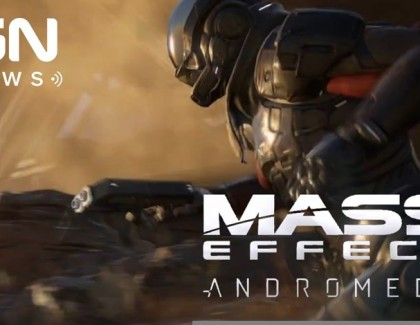 Mass Effect Andromeda — altre news prima del 2016?