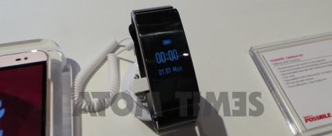 Huawei Talkband B2: la video anteprima di Atomtimes