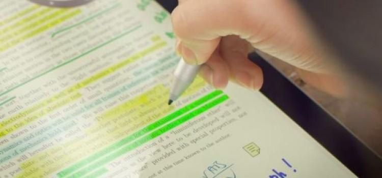 Surface 3: video per l'utilizzo scolastico