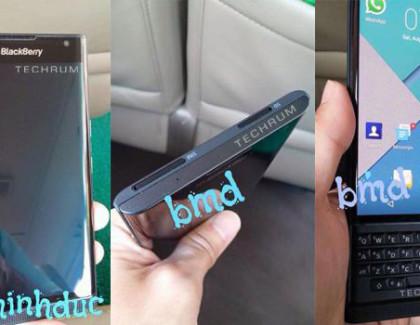 BlackBerry Venice con Android, mostrato in nuove foto