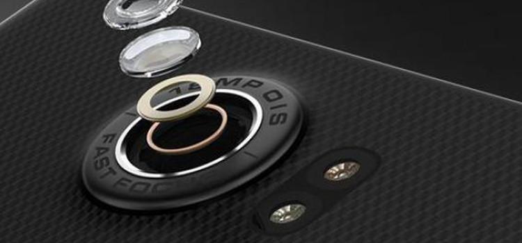 BlackBerry Venice: fotocamera da 18MP con IOS e display QHD