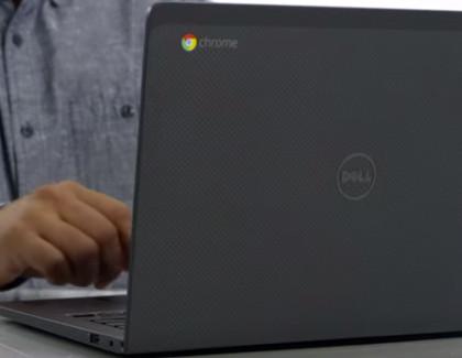 Dell Chromebook 13: aperti gli ordini. Ecco le versioni ed i prezzi