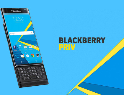 Blackberry Priv: preordini aperti in USA, Canada e UK ed ecco i nuovi accessori
