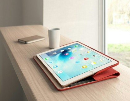 Logitech lancia Logi CREATE: prima keyboard case per iPad Pro