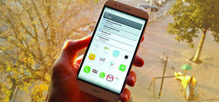 Huawei G8: la recensione di Atomtimes