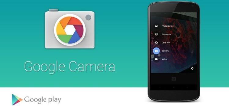 Google Fotocamera forse verrà aggiornata solo per la serie Nexus
