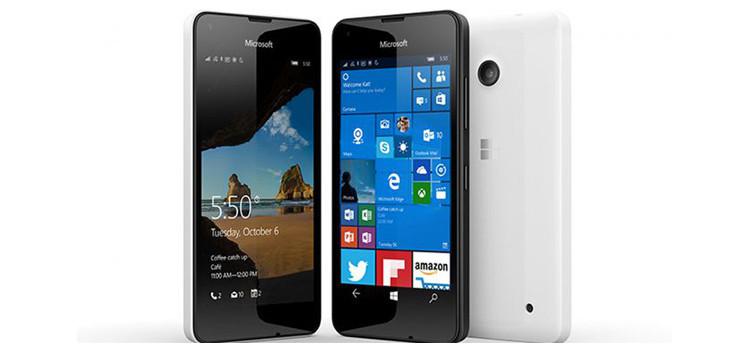 Microsoft Lumia 550 disponibile da oggi in Italia