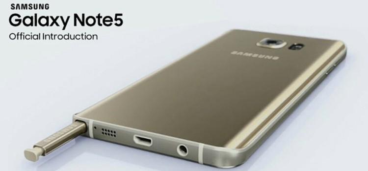 Galaxy Note 5: a 619€ disponibile in Italia con garanzia WW