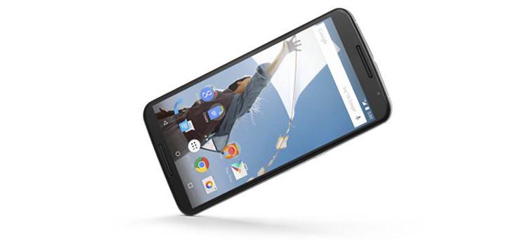 Nexus 6: il primo a ricevere Android 6.0.1 Marshmallow