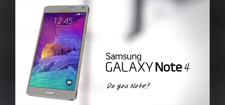 Samsung Galaxy Note 4 a 399€ in offerta da MediaWorld
