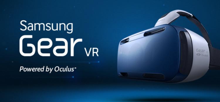Samsung Gear VR disponibile in Italia a partire da domani!