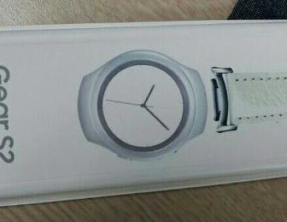 Samsung Gear S2: le prime immagini leaked dei nuovi cinturini