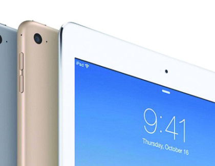 L'iPad Pro LTE ha la prima Apple SIM incorporata
