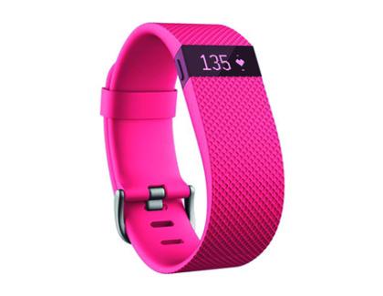 FitBit Charge HR da oggi disponibile anche in rosa