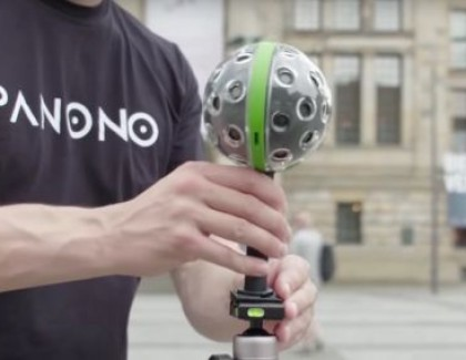 Panono 360: super cam panoramica da 1500€