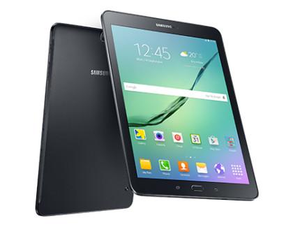 Galaxy Tab S2 8″ e 9.7″ si aggiornano ad Android Nougat