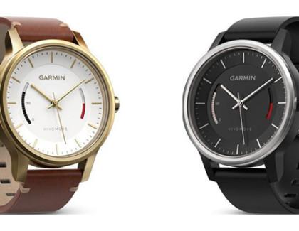 Garmin presenta il nuovo Vivomove, orologio dedicato allo sport