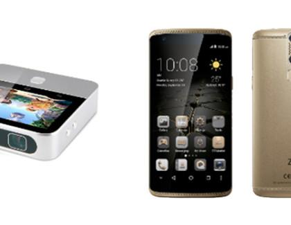 ZTE E TIM lanciano il proiettore SPRO2 e lo smartphone AXON Mini
