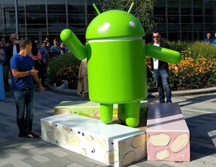 Il prossimo Android N si chiamerà Nougat, è ufficiale