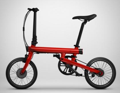 Xiaomi presenta la bici elettrica Mi Qicycle, di 400 euro