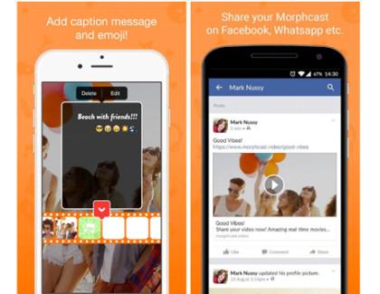 Cynny, l'app italiana per l'instant video su Android e iOS