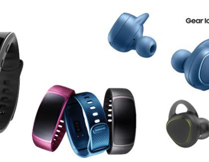 Samsung ufficializza i nuovi Gear Icon X e Gear Fit 2 | prezzi e disponibilità
