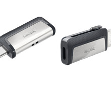 SanDisk presenta Ultra Dual Drive USB Type-C