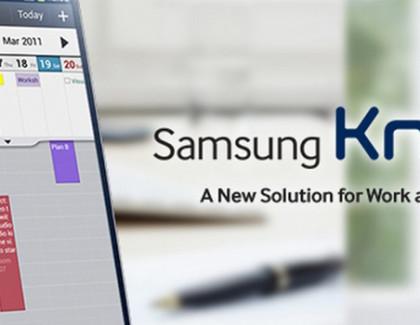 Smartphone Samsung sempre più utilizzati dalle aziende per l'alto livello di sicurezza