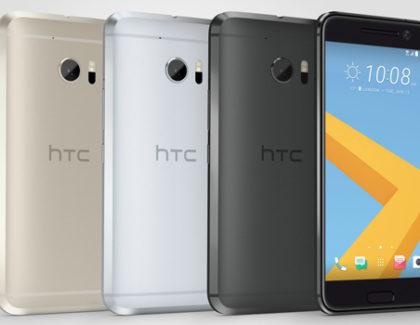 Aggiornamento per l'HTC 10 ad Android Nougat, SOSPESO!