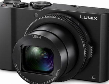 Panasonic LX10: la nuova fotocamera con filmati in Ultra HD | video