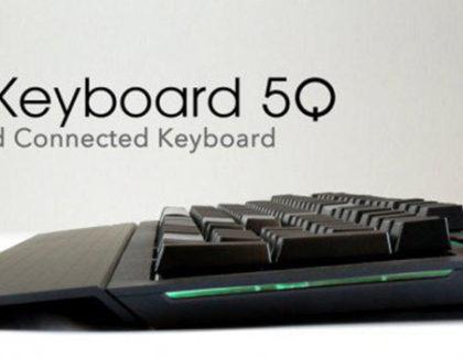 Das Keyboard, la prima tastiera connessa al web è disponibile al preordine