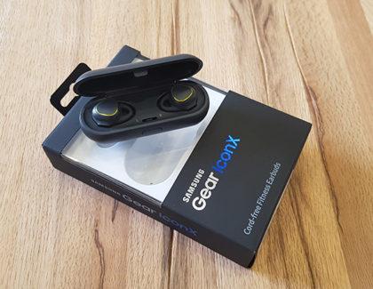 Samsung Gear Icon X, unboxing e prime impressioni