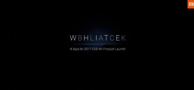 Xiaomi annuncia tante novità per il CES 2017 di Las Vegas