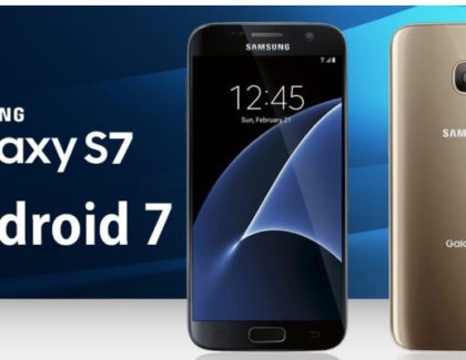 Android 7.0 Nougat per Galaxy S7/S7Edge| Agg: arrivata la beta test