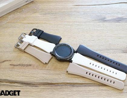 Cinturini Moko per Samsung Gear S3, la recensione di TimesGadget