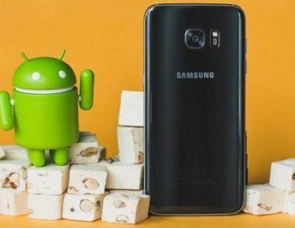 Android Nougat arriva sui Galaxy S7 degli utenti non iscritti al beta testing