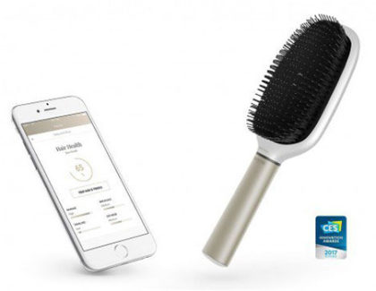 Withings, L'Oreal e Kerastase lanciano Hair Coach, la spazzola per capelli smart
