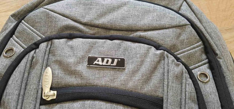 Recensione zaino ADJ per notebook da 15,6″