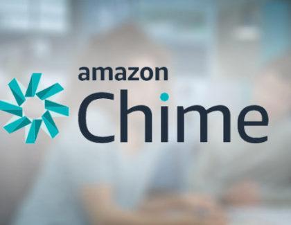 Amazon lancia Chime per sfidare Skype e Hangouts